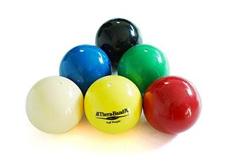 美国赛乐软式重力球TheraBand